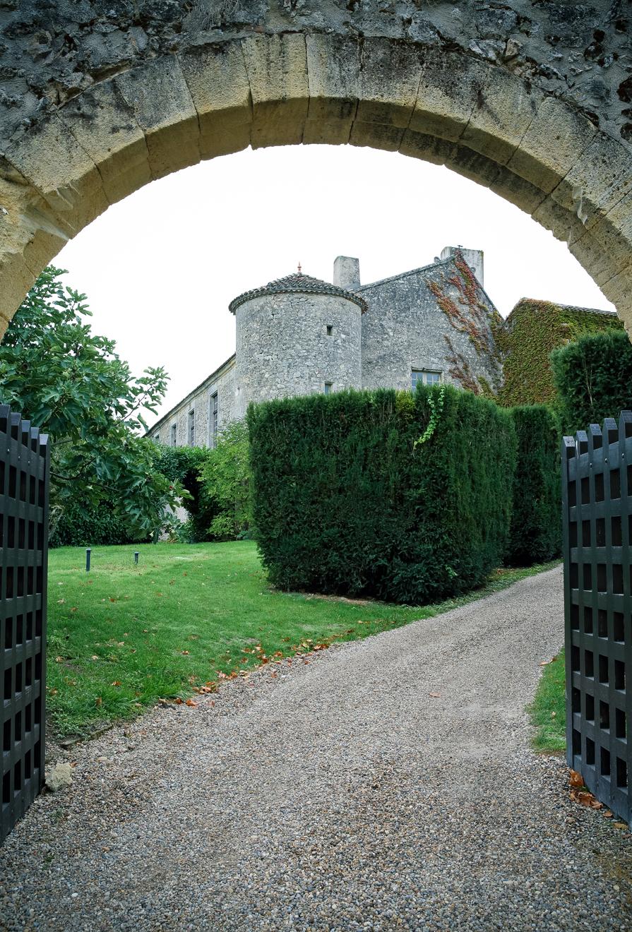 Chateau Rigaud Bordeaux France