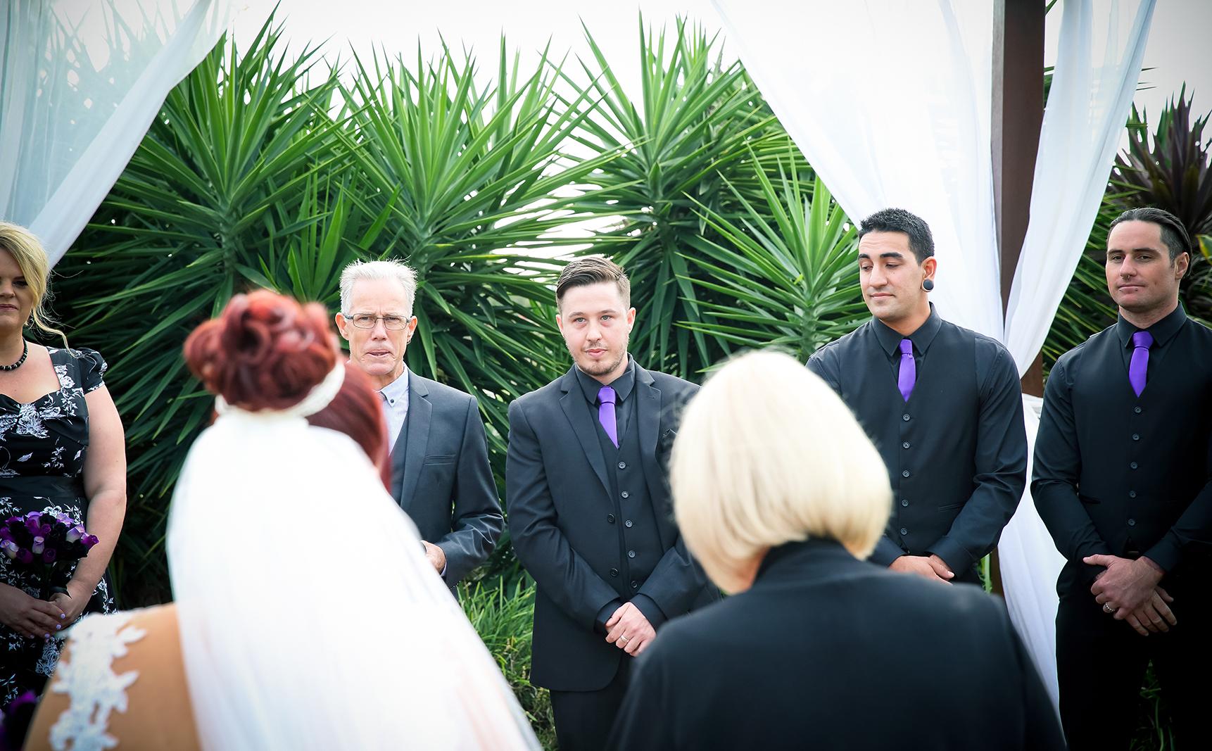 Parkwood Village Wedding