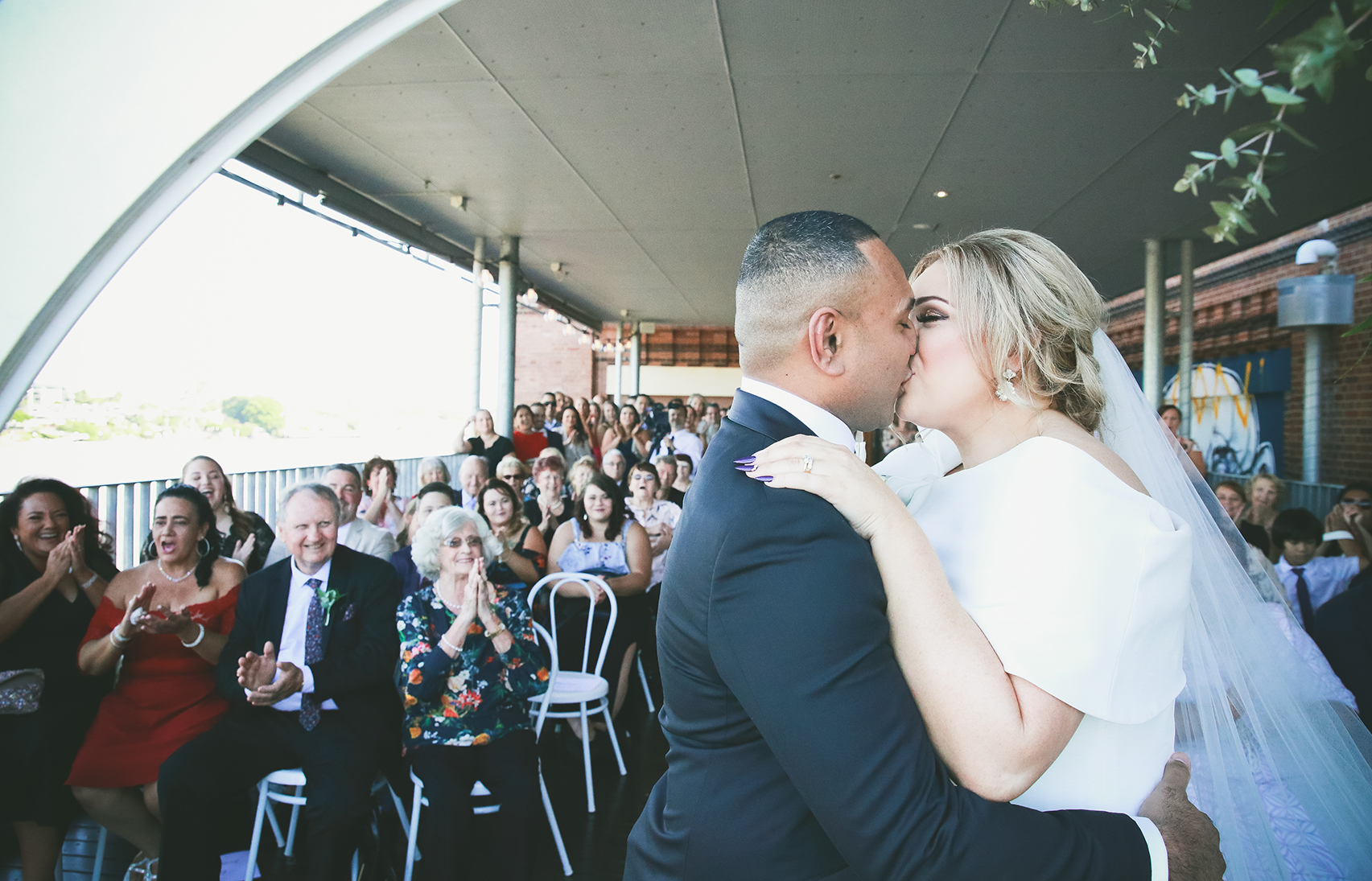 Brisbane Powerhouse Wedding Photographer