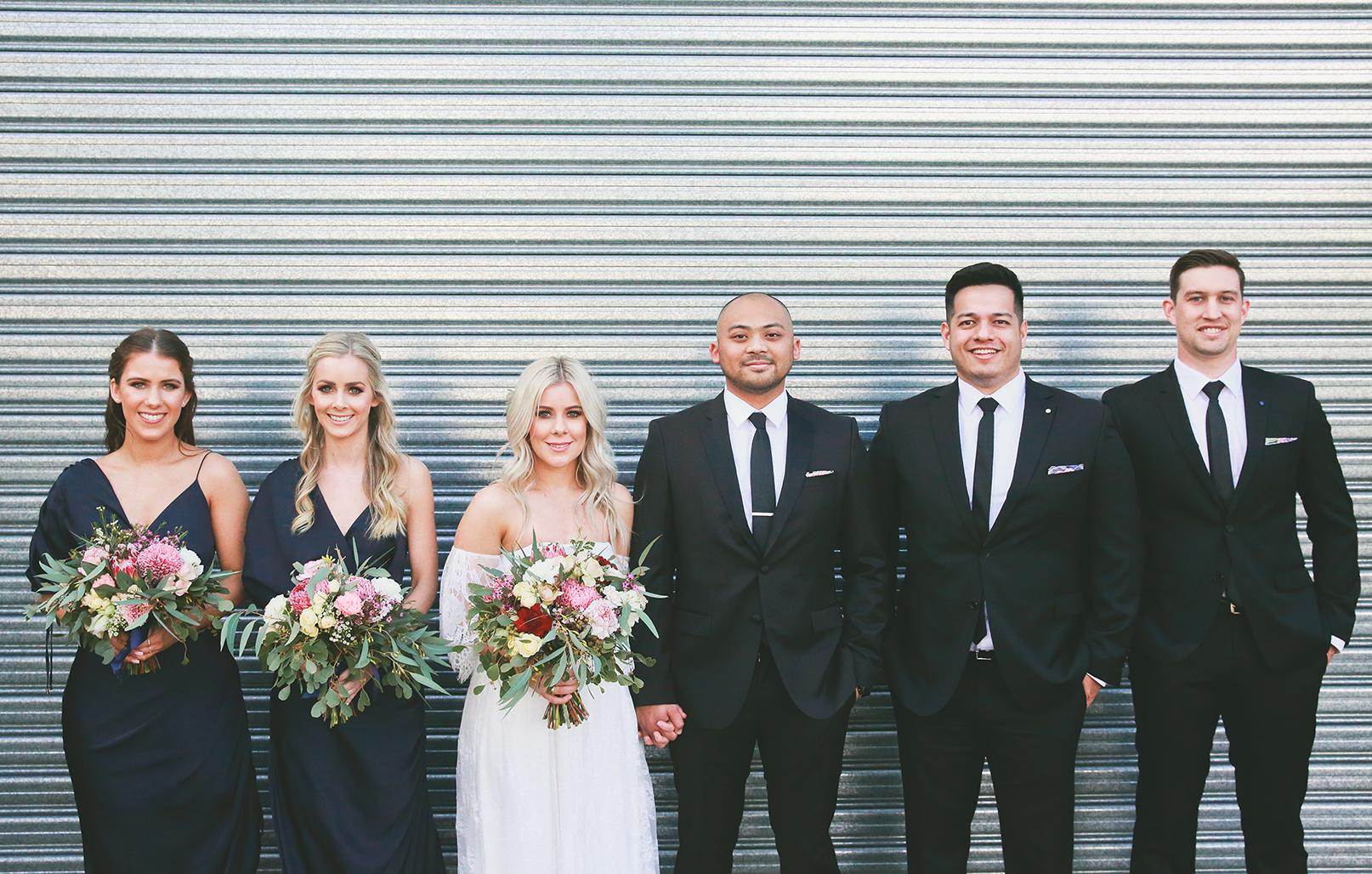 Factory 51 Brisbane Wedding