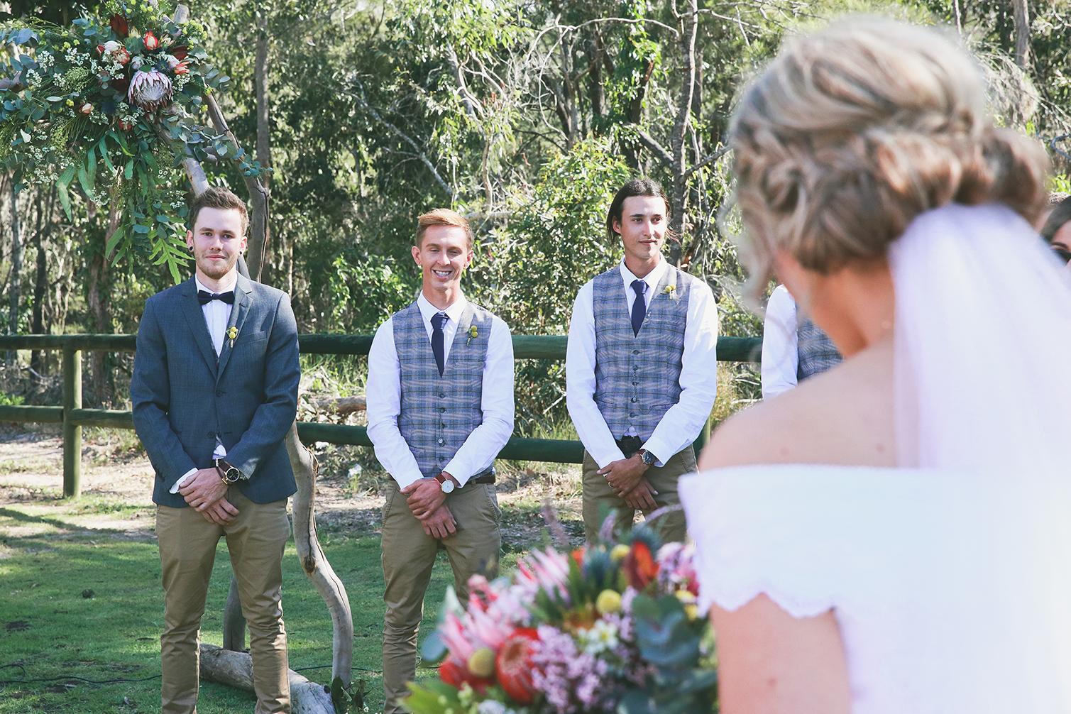 Brisbane DIY Wedding