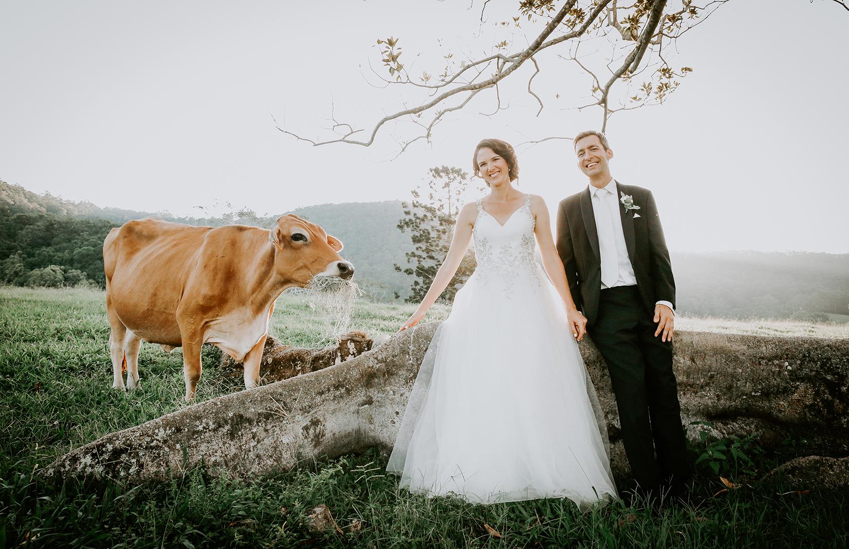 Cowbell Creek Wedding
